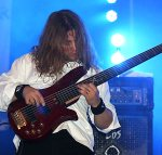 Andreas Blomqvist of Seventh Wonder