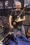 EBS Pedal Artist, guitarist and bass player Jeff Pevar.