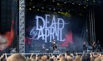 Dead By April on stage!