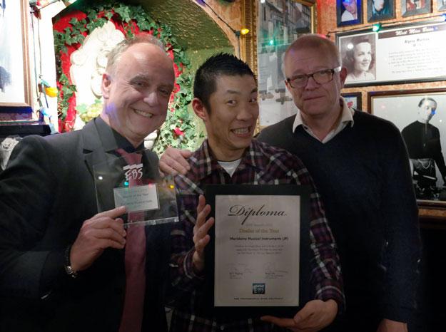Moridaira, Japan - EBS Dealer Of The Year