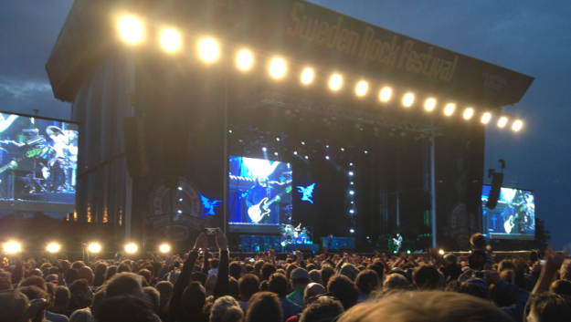 Black Sabbath - Sweden Rock 2014
