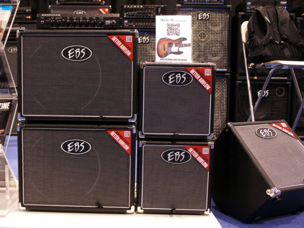 New front on the ClassicLine cabinets and Session combos.