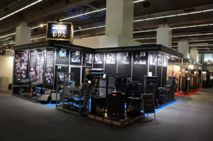 EBS booth.