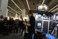 EBS Artist Pascal Mulot, one of our great demo artists.