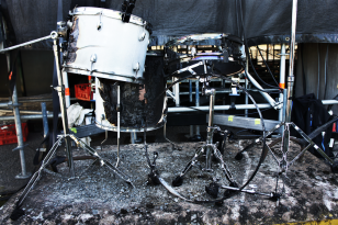 Oups. Used drumkit for sale. Nice price.