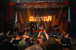 Avatar! EBS Artist Henrik Sandelin put his Fafner II on the ClassicLine 810 and rocked the house (or tent)! Amazing show!